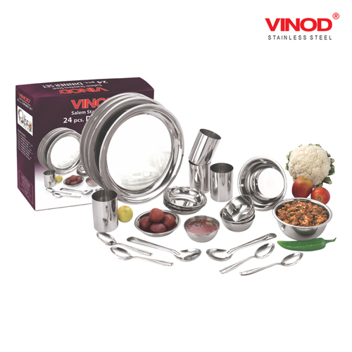 VINOD 24 PIECES DINNER SET FOR FOUR PERSONS