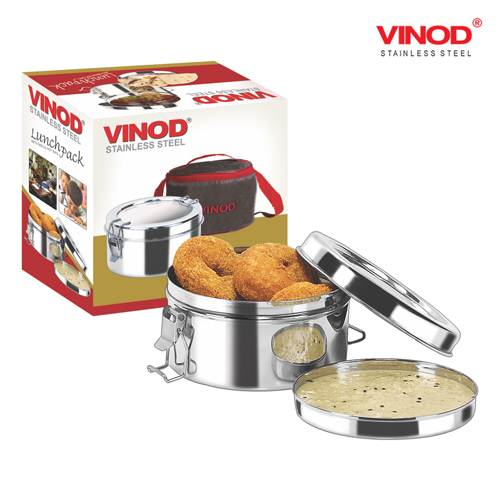 VINOD LUNCH PACK with Mega Hot Bag