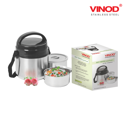 VINOD HOT TIFFIN (Leak Proof)