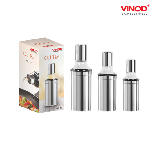 VINOD OIL POT