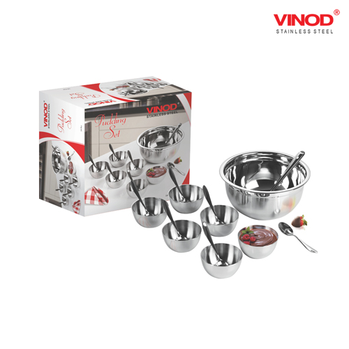 VINOD PUDDING SET 14 PCS.
